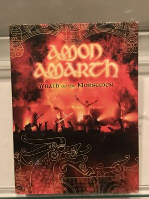 Amon Amarth Wrath of the Norsemen for Sale in Seymour, CT