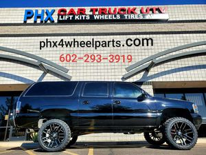 On.sale 20x10 Wheels & 33x12.50-20 LT TIRES 'for TRUCK JEEP SUV ( we Finance) for Sale in Phoenix, AZ