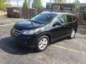2012 Honda CRV EX L AWD for Sale in Chicago, IL