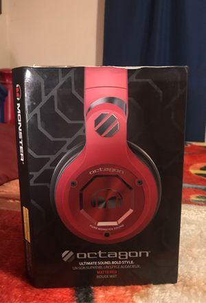 Monster Octagon UFC Headphones for Sale in La Mesa, CA