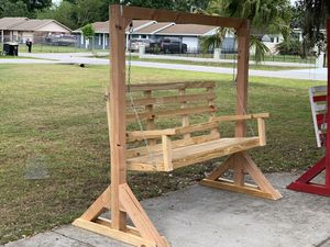 Porch swing for Sale in Lakeland, FL