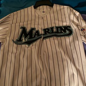 Marlins Baseball Jersey for Sale in Newark, NJ
