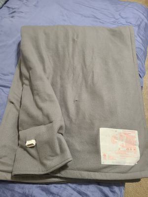 Electric warmer blanket for Sale in Sanford, FL