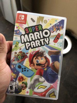 Super Mario Party for Sale in North Las Vegas, NV