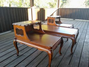 1959 Coffee / Cocktail Table & End Table Set for Sale in Monroeville, PA