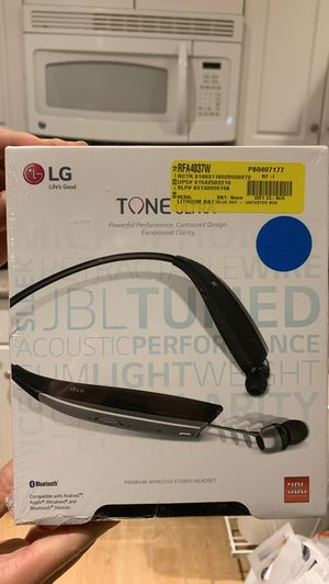 NEW LG Tone Ultra for Sale in Chino Hills, CA