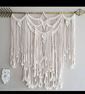 Macrame Wall Hanging- Handmade to order! for Sale in Jersey City, NJ
