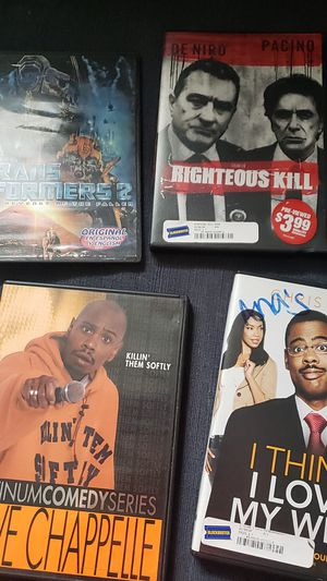 Free dvds for Sale in Ceres, CA