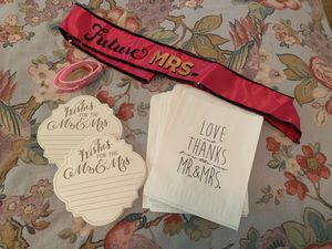 Wedding / Bachlorette Items for Sale in Austin, TX