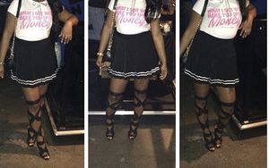 Black Heels for Sale in College Park, GA