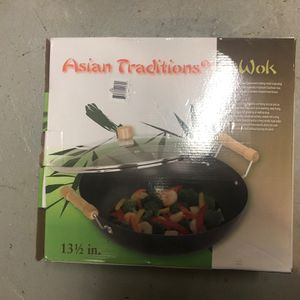 Asian Traditions Wok for Sale in Falls Church, VA