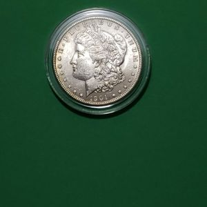 1901 -O- SILVER MORGAN DOLLAR for Sale in Myrtle Beach, SC