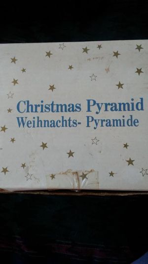 Christmas Pyramid for Sale in Dixon, MO