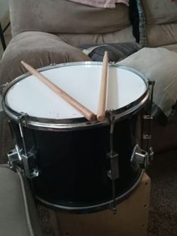 Beginner. Drum Or Kids Drum With Pair Of New Stick for Sale in Grove City,  OH