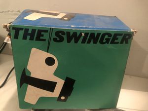 Polaroid Camera the Swinger never used in box all parts original brochures $125 for Sale in Paterson, NJ