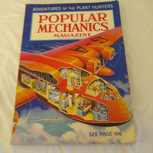Popular Mechanics Magazine August 1936 for Sale in Missoula, MT