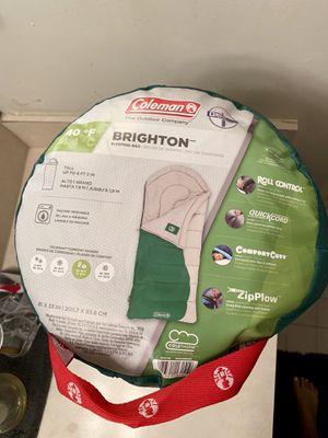 Coleman sleeping bag for Sale in Margate, FL