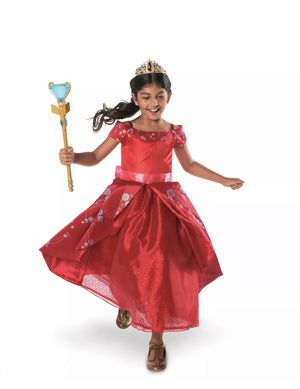DISNEY Store COSTUME for KIDS - Elena of Avalon DELUXE Size 6 for Sale in San Francisco, CA