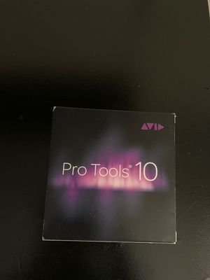 Pro Tools 10 for Sale in Columbus, OH