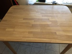 Light Brown Kitchen Table for Sale in St. Louis, MO