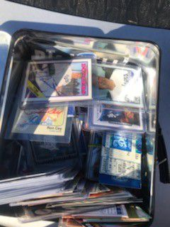 Lots of dodgers cards for Sale in Lakewood, CA