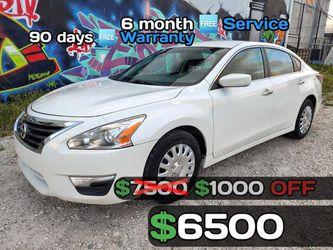 2015 Nissan Altima S 140k $6500 for Sale in Miami,  FL