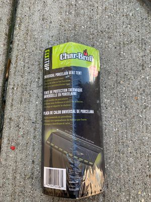Char-Broil universal porcelain heat tent for Sale in Maywood, IL