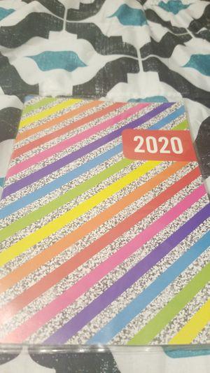 2020 Calendar notebook for Sale in Woodville, CA