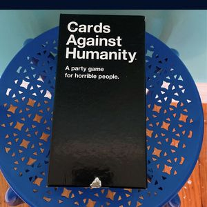 Cards Against Humanity Card Game for Sale in Whittier, CA