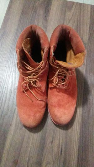 Timberland work boots for Sale in Grandview, IL