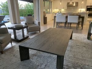 Restoration Hardware Arles Coffee Table for Sale in Mission Viejo, CA