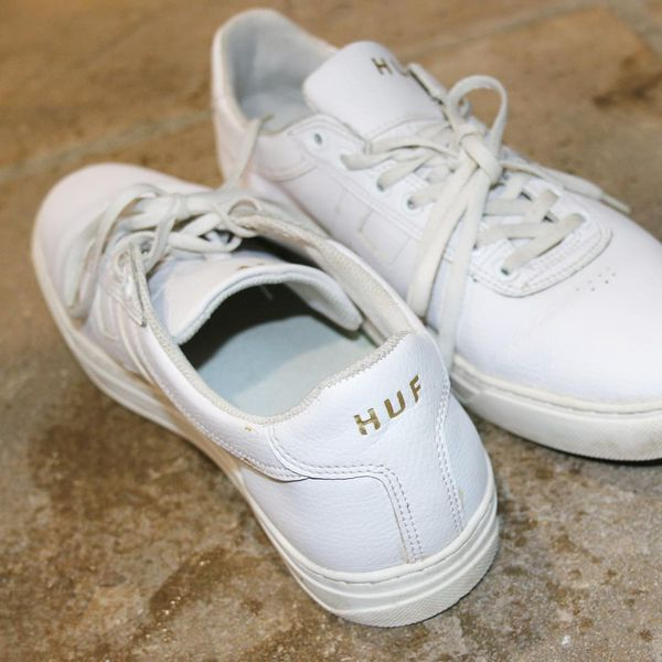 Leather HUF shoes