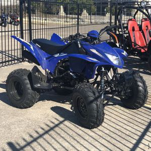 Tornado 250 Sport ATV, 4-Speed Manual, with Reverse for Sale in Grand Prairie, TX