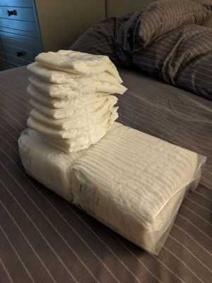 Pampers Diapers Size N (Newborn) for Sale in Poway, CA
