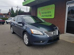2015 Nissan Sentra for Sale in Lakewood, WA