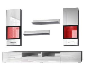 Sophie Tv Wall Unit And Tv Stand CHEAP for You for Sale in Pompano Beach,  FL