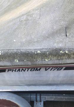 Alumacraft Phantom V170 Bass boat for Sale in Springfield,  MA