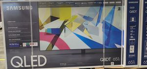 TV SAMSUNG QLED 65 inch Q800DT for Sale in Brooklyn, NY