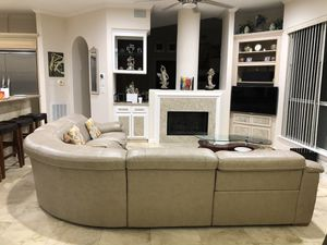 Sofa sectional used for Sale in Sugar Land, TX