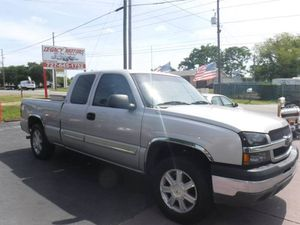 2004 Chevrolet Silverado 1500 for Sale in New Port Richey, FL