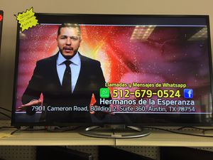 55 inch Sony smart TV for Sale in Austin, TX