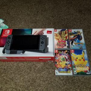 Nintendo Switch bundle for Sale in Troutdale, OR