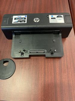 HP 90w Dock Station Pumba 1.0 for Sale in Charlton, MA