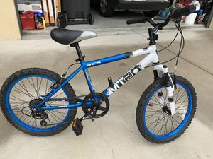 "Boys 20"" BCA mountain bike for Sale in Tampa, FL"