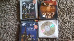 4 audio books for Sale in Sioux Falls, SD