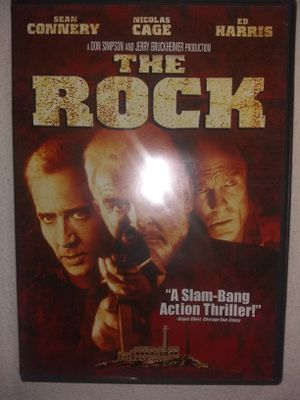 The Rock dvd for Sale in San Antonio, TX