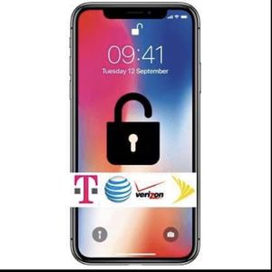 Unlock Any iPhone 12/11/x/xs/xr/8/10/ Any Carrier Att Sprint T-Mobile Verizon Spectrum Boost Xfinity Spectrum To Any Carrier U Want for Sale in Cleveland, OH