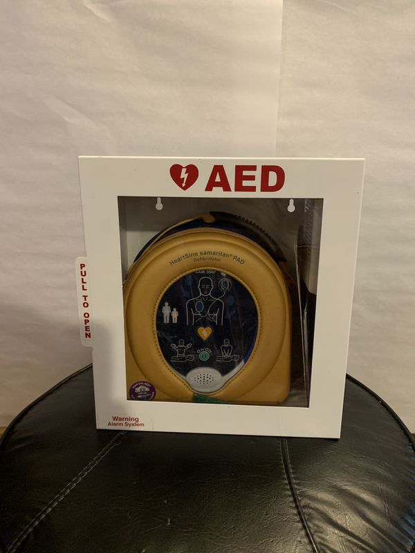 HeartSine Samaritan PAD Defibrillator