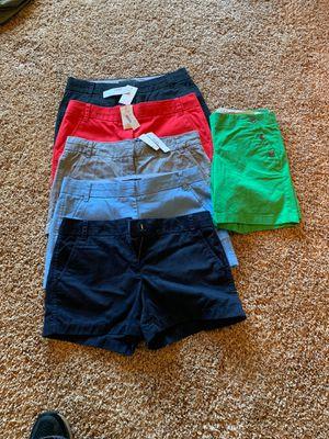 J.Crew women's shorts (size 6&8) for Sale in Sulphur, LA