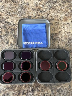 DJI Mavic pro 2 ND filters for Sale in Houston, TX